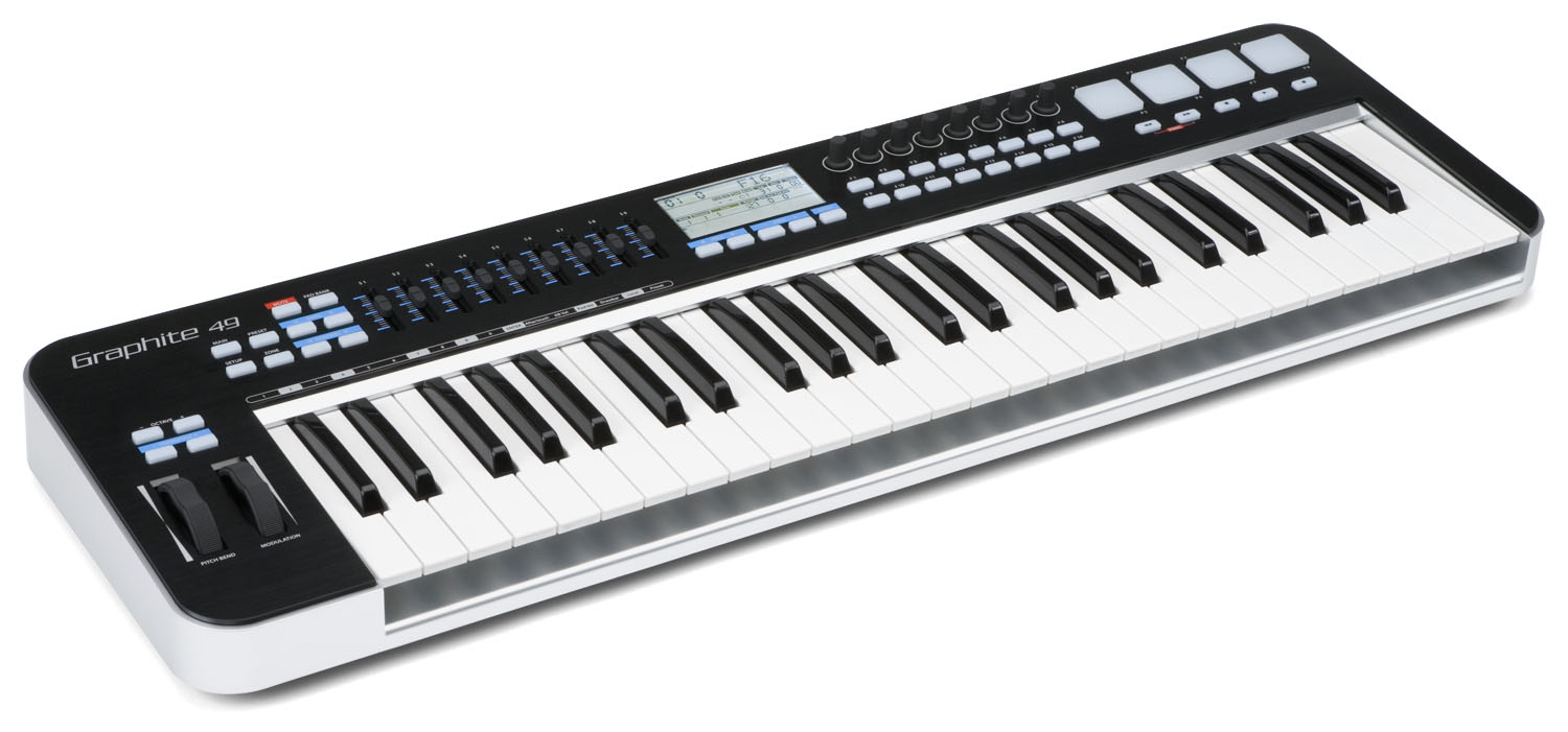 Samson Graphite 49 Keyboard